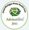 Michigan Home Health Care Badge